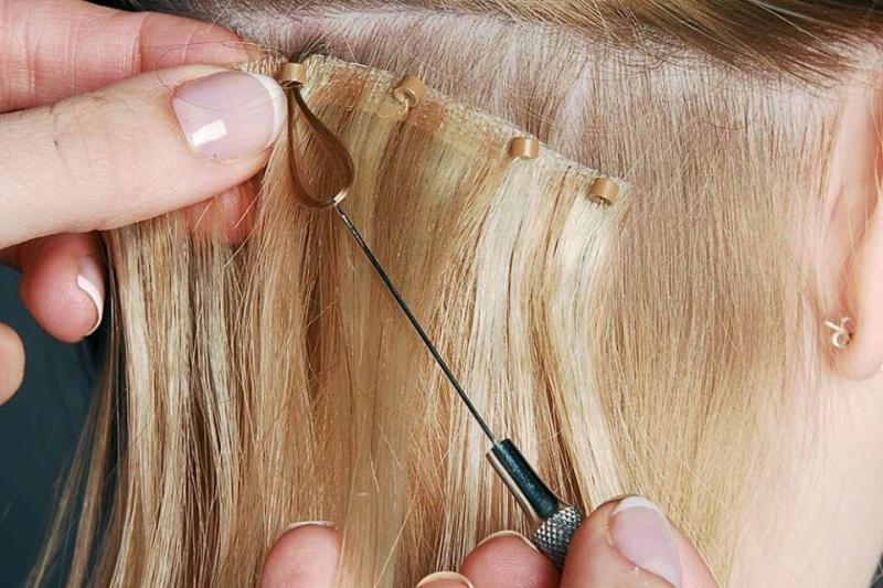 Удължаване и сгъстяване на коса