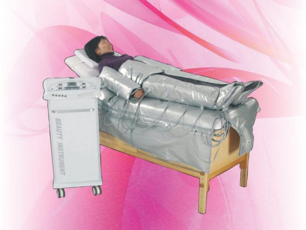 Апаратура за отслабване, детоксикираща терапия и инфраред сауна